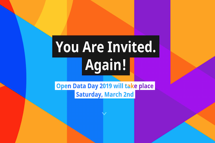 open data day 2019